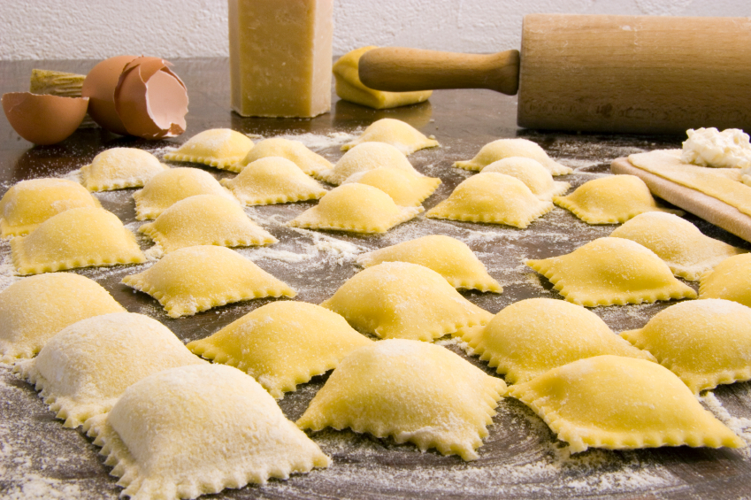 Fresh pasta1