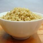 Quinoa & Roasted Vegetables Salad