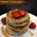 Perfect Sunday Pancakes