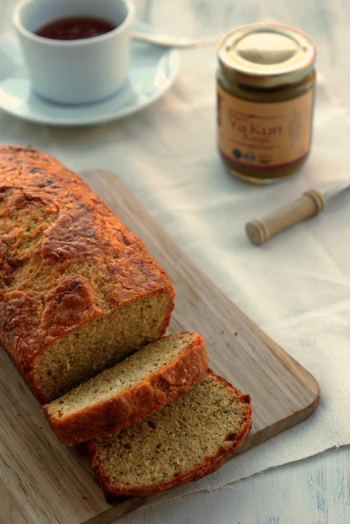 Grain-free Coconut Almond Bread