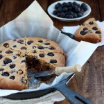 Grain-free Blueberry Cashew Scones + A life well lived