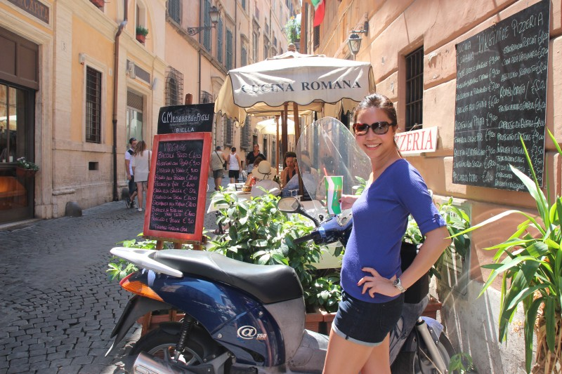 In Rome