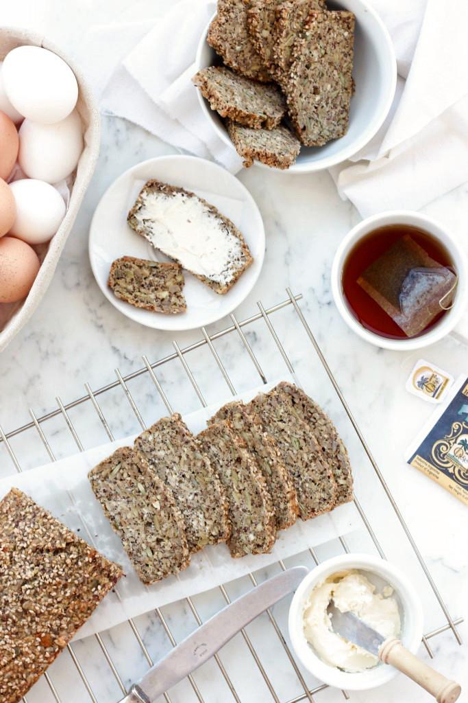 Grain-free Multi-Seed Bread