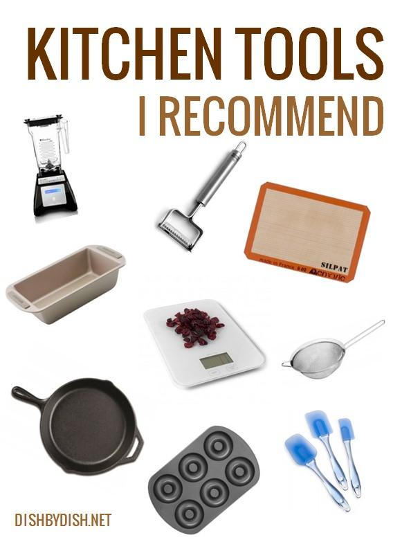 Kitchen Tools I Recommend
