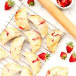 Gluten-free Strawberry Hand Pies