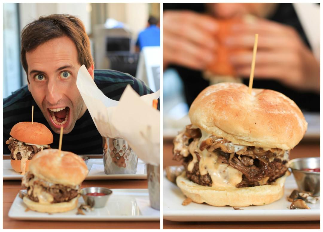 Plan B Burger Bar (DC)