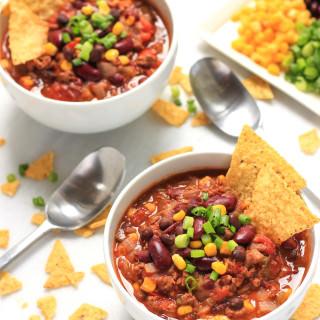 One-Pot Chili con Carne (Beef Chili)