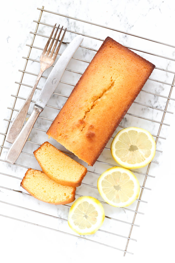 Gluten-free Lemon Yogurt Cake