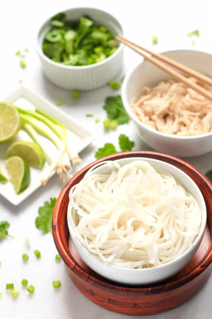 Easy Vietnamese Chicken Pho