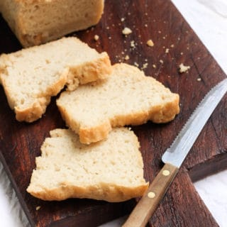 Easy Gluten-free Sandwich Bread (Vegan)