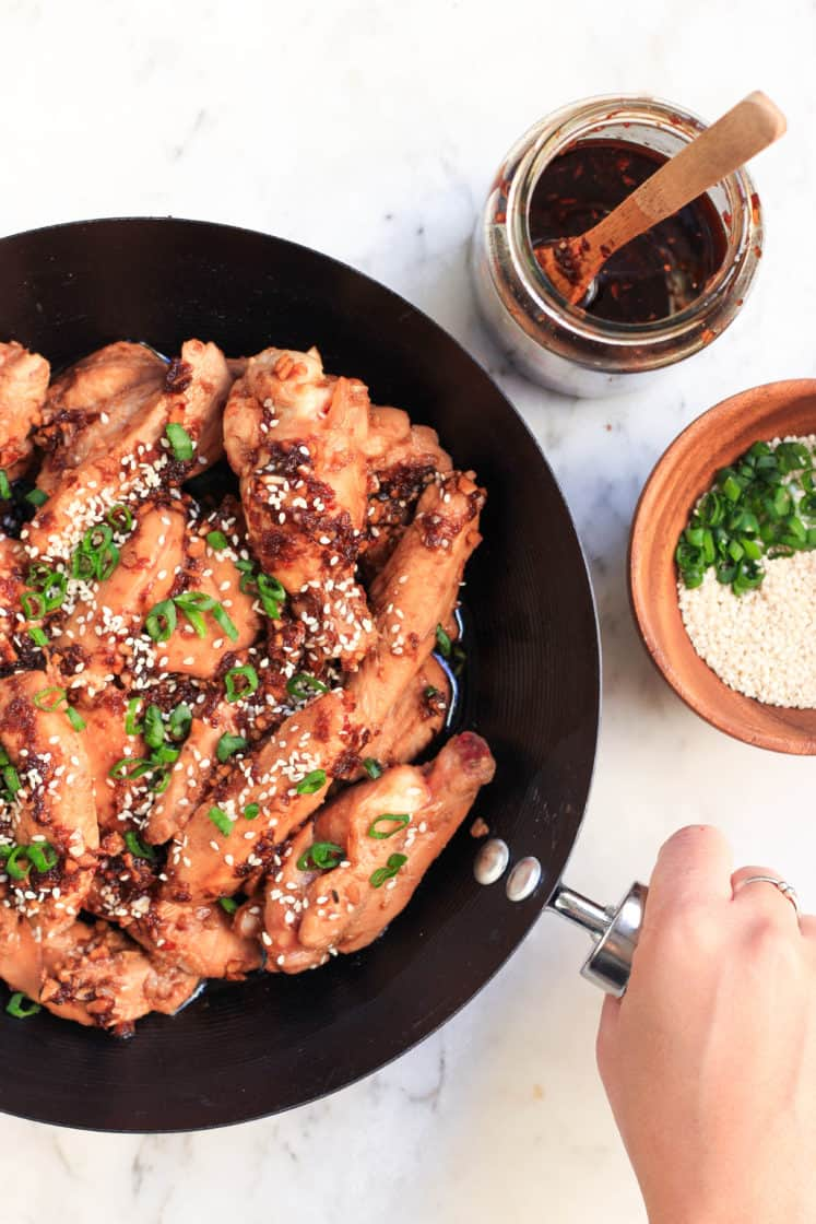 Gluten-free Teriyaki Chicken