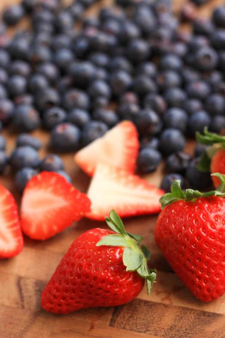 Mixed Berry Chia Seed Jam