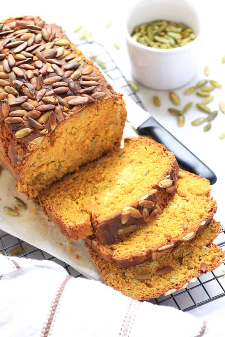 Super-Moist Gluten-Free Pumpkin Bread