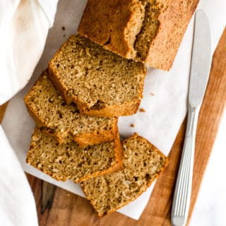 The Best Gluten-Free Banana Bread
